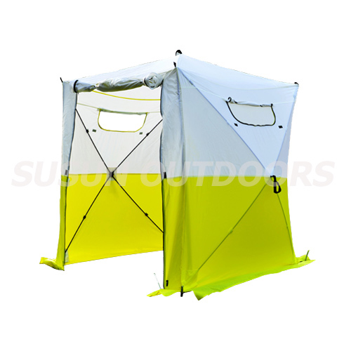 square work tent