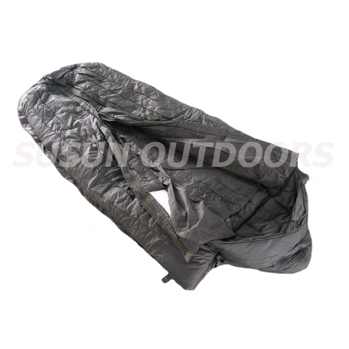 wholesale army sleeping bag with head hood