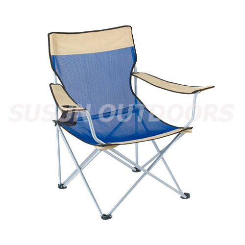 textile beach chair