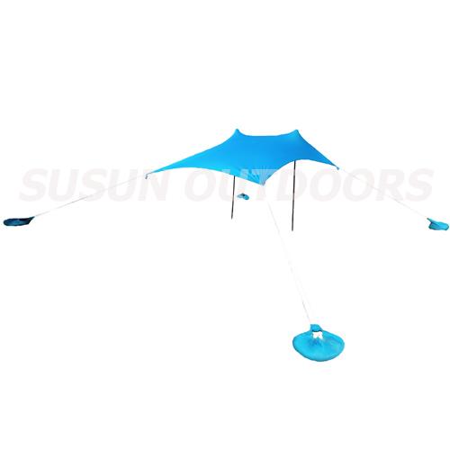 UV protection lycra shelter