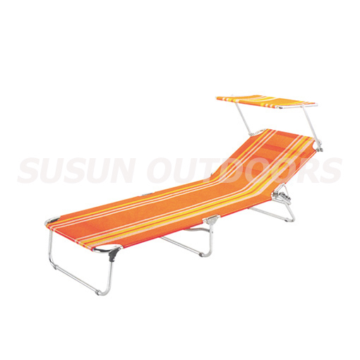 beach camping bed