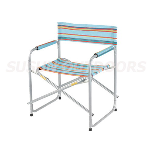 steel frame director chair