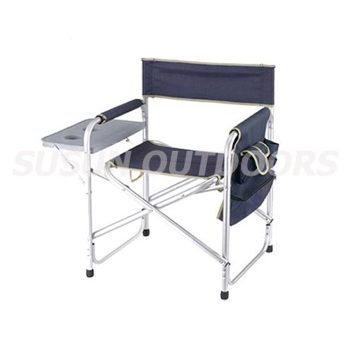 foldable aluminum director chair