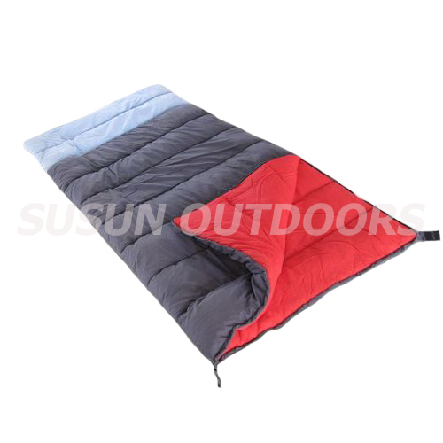 camping outdoor envelope sleeping bag