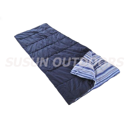 compact rectangular sleeping bag
