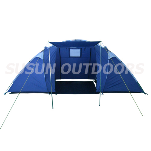 4 person family tent