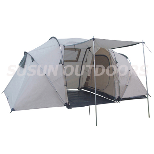 3-4 persons camping family tent