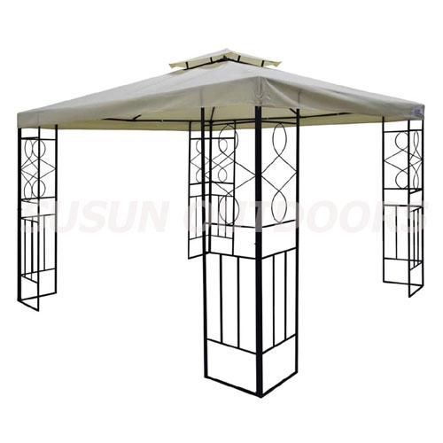 iron outdoor garden canopy gazebo