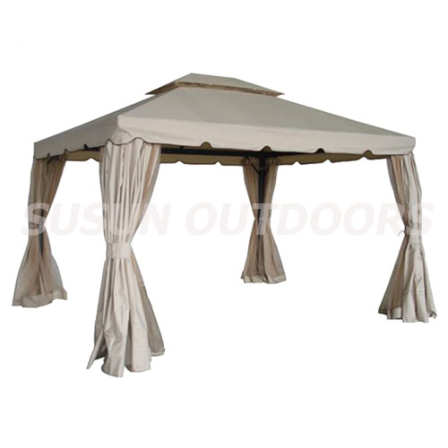 outdoor garden patio dining gazebo