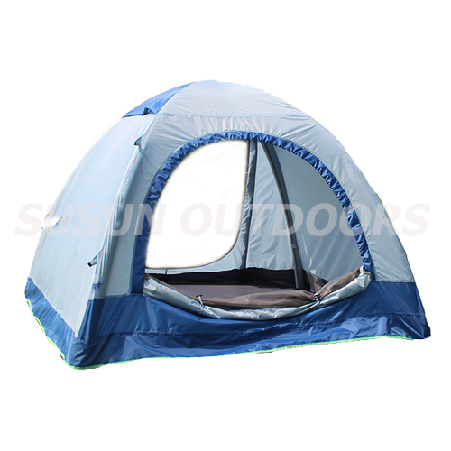 2 person camping inflatable tent