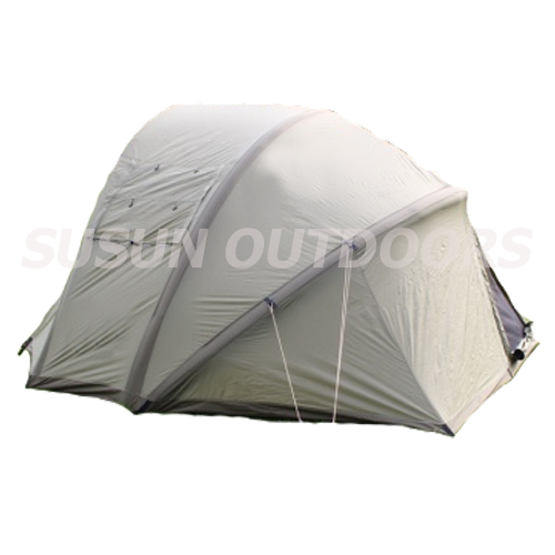 4-5 person camping air inflatable tent