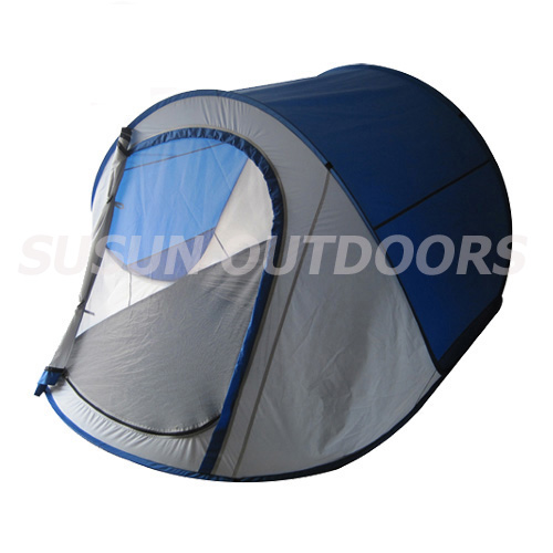 quick open tent