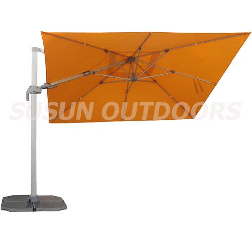 multi-position cantilever umbrella